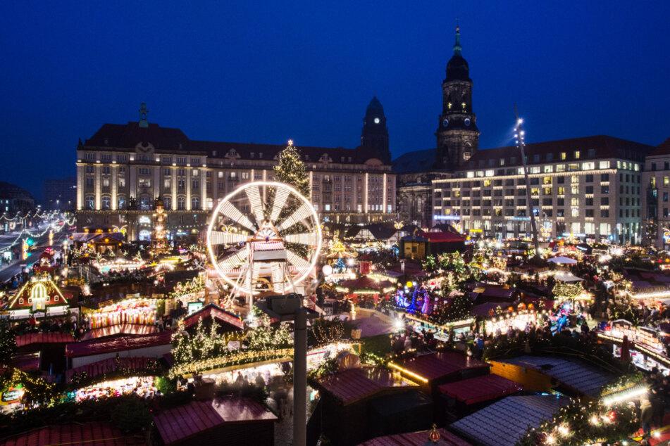 Ob in Leipzig oder auf dem Striezelmarkt: Mit Guestident können Veranstalter nicht nur Kontaktdaten, sondern auch Anzahl der Besucher erfassen.