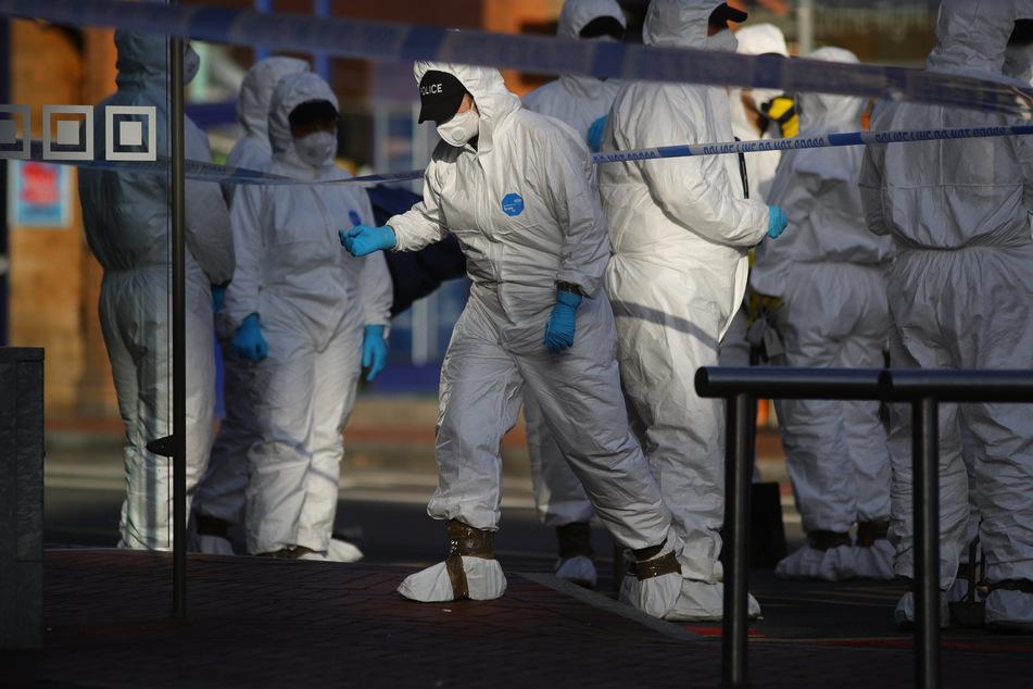 Messer-Angriff in Großbritannien: Täter psychisch krank