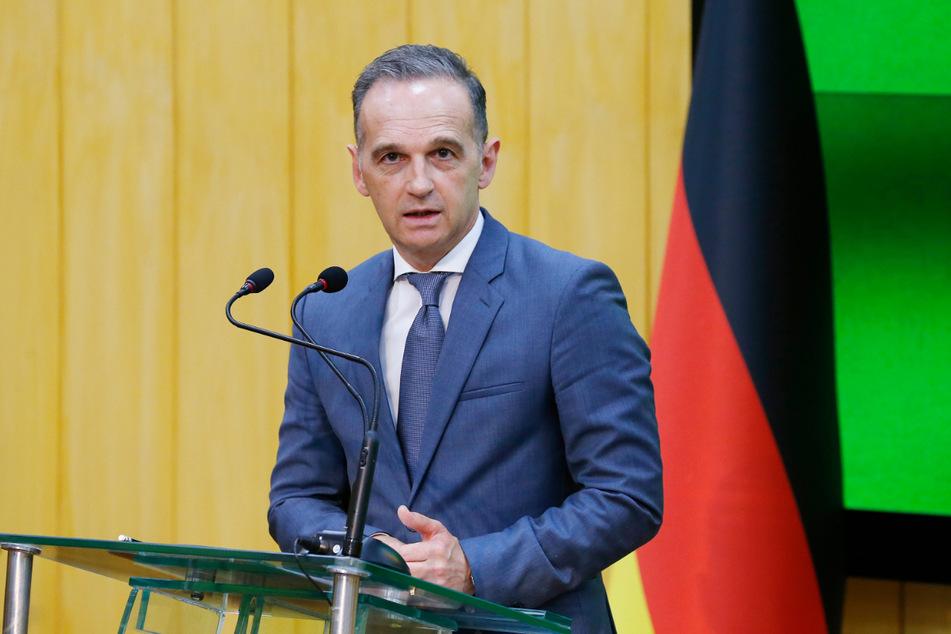 Außenminister Heiko Maas (54) geriet wegen seiner Afghanistan-Politik in die Kritik. Lars Klingbeil nimmt ihn in Schutz.