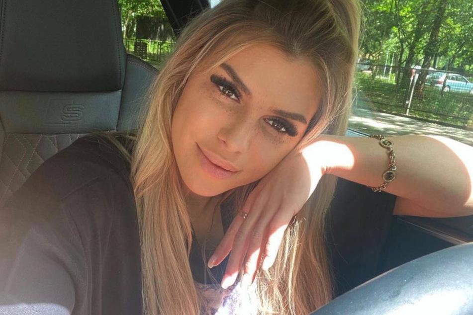 Nathalie Bleicher-Woth (24) plauderte mit ihren Fans bei Instagram wieder einmal über Liebe, Sex und Zärtlichkeit.