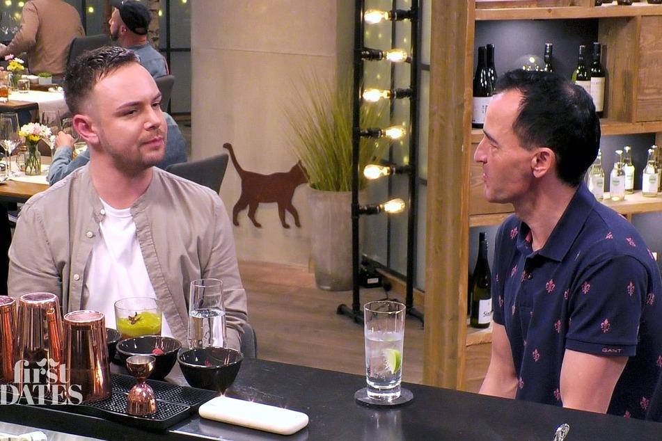 """Sebastian gab Frank einen Korb: """"Da isst leider das Auge mit!"""""""