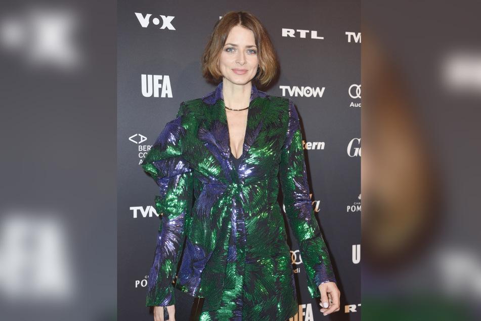Model, Moderatorin und Musikerin Eva Padberg (41) gehört zur Jury für den Kunstpreis der Ölmühle Moog.