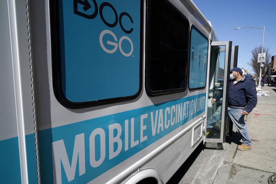 Coronavirus: Mehr als 200 Millionen Impf-Dosen in den USA verabreicht