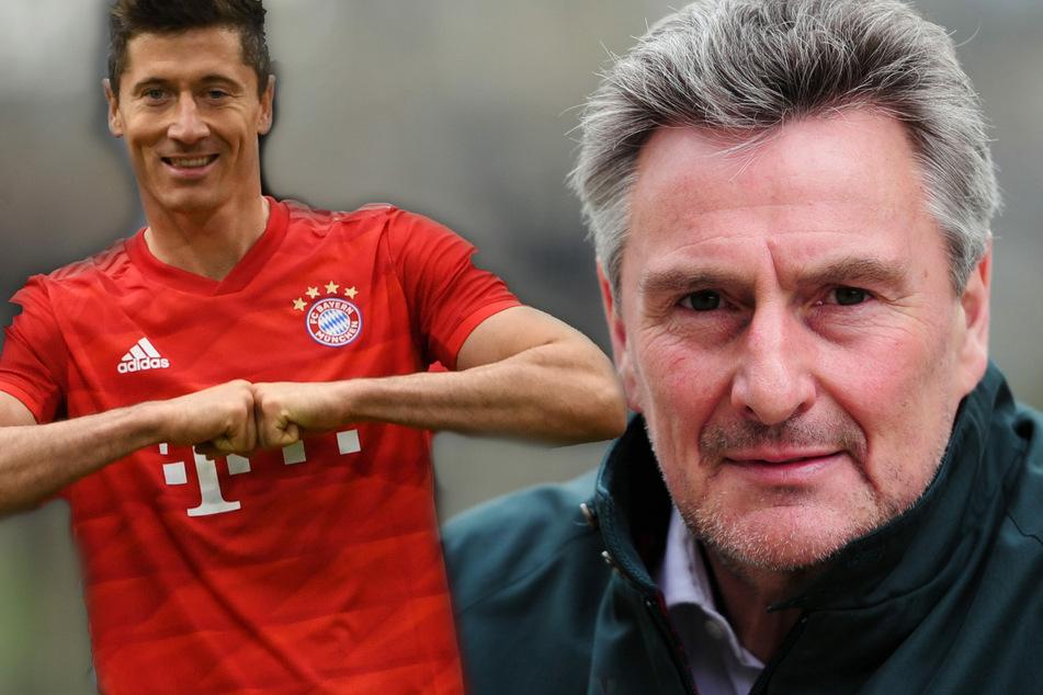 Knackt Lewandowski den ewigen Tor-Rekord? Ex-Knipser Dieter Müller hat klare Meinung