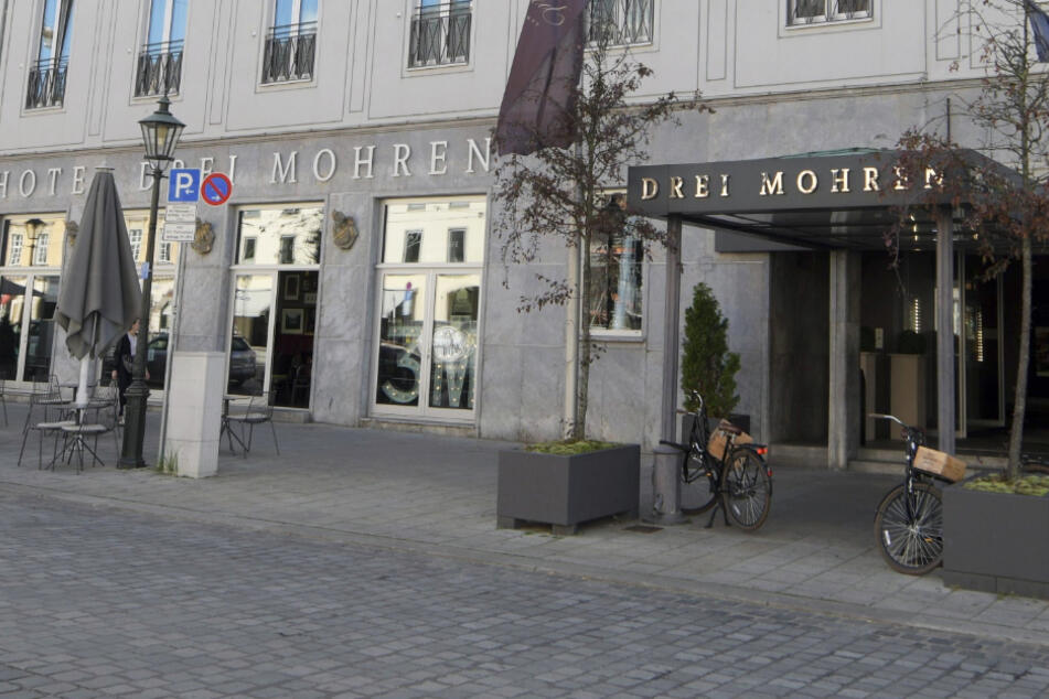 """Nach Rassismus-Diskussion: Luxushotel """"Drei Mohren"""" ändert seinen Namen"""