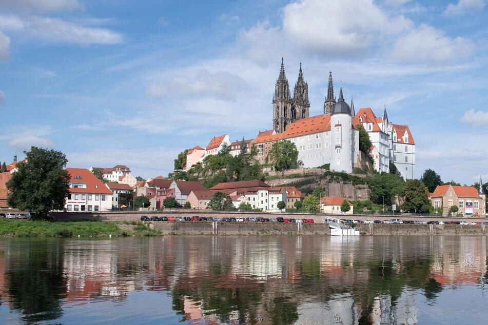 Die Albrechtsburg ist Teil der Bewerbung.