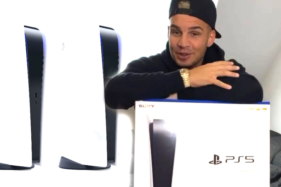 So hat Pietro Lombardi die PS5 bekommen, während fast alle warten!
