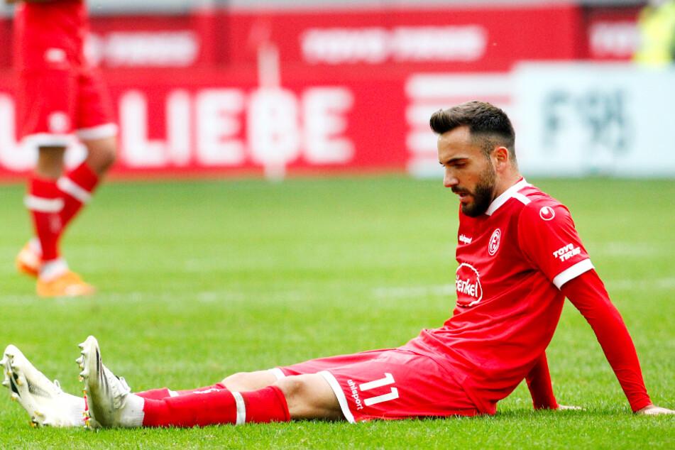 Kenan Karaman erzielte in den Oktober-Länderspielen zwar zwei Tore (eines gegen die DFB-Elf) für die türkische Nationalmannschaft und gab eine Vorlage, traf für Düsseldorf bisher aber nur einmal.