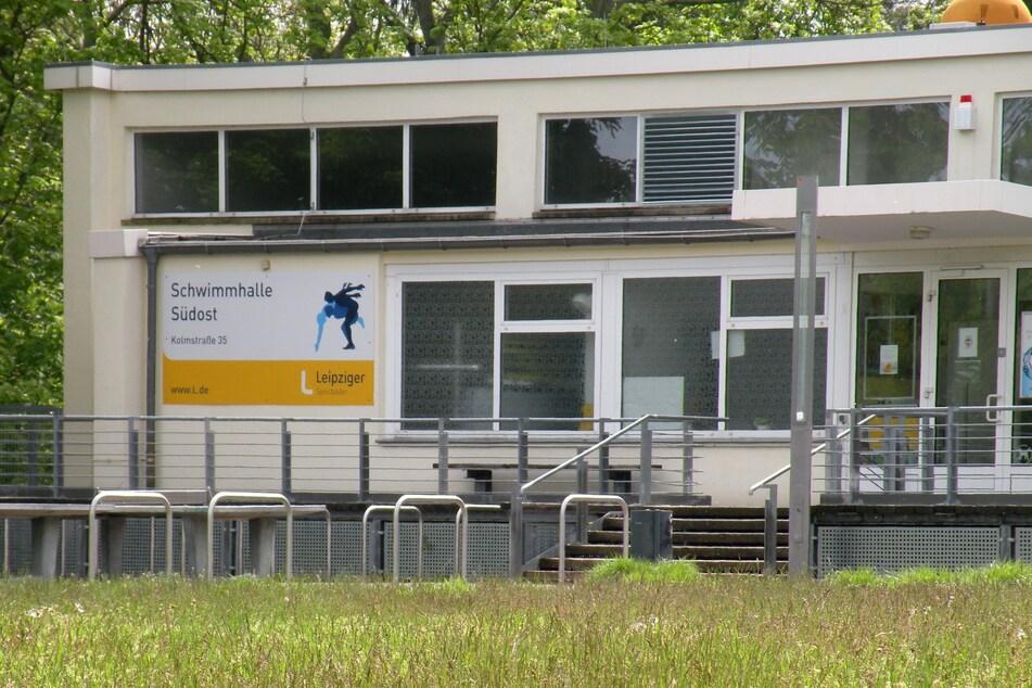 Unter anderem die Schwimmhalle in der Kleiststraße öffnet ab Montag wieder.