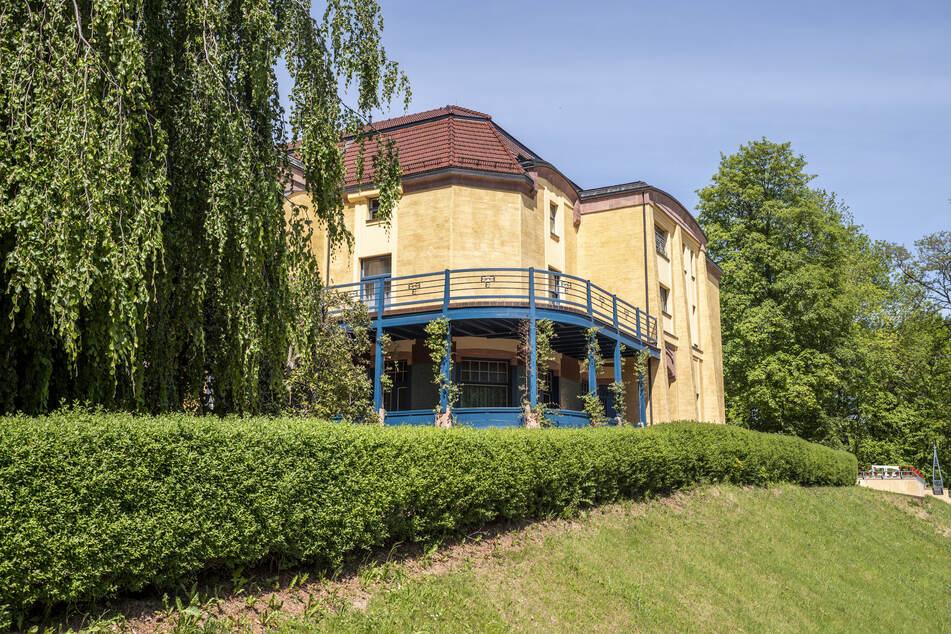 Die Villa Esche in Chemnitz.