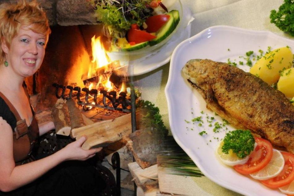 Gasthof Forsthaus: Gemütlich speisen in fürstlicher Umgebung