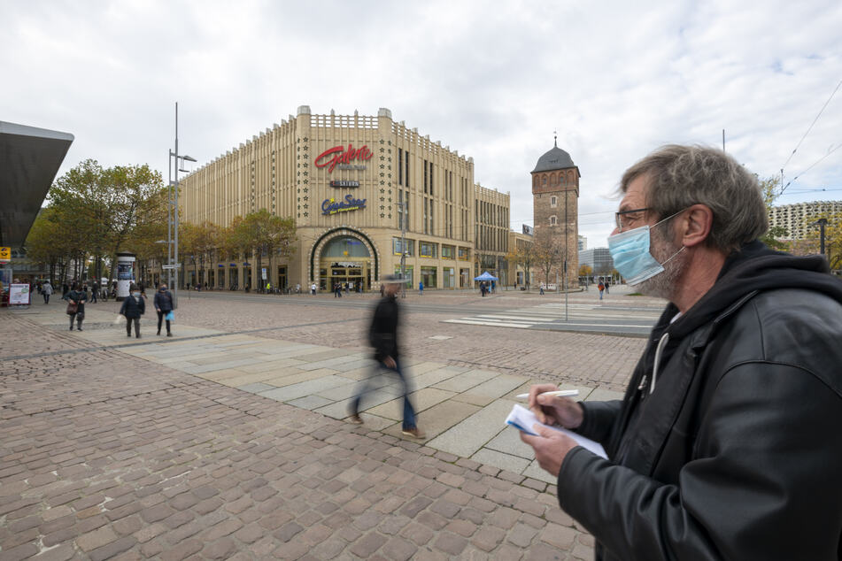 Maskenpflicht in der Chemnitzer Innenstadt: TAG24 macht den Kurztest