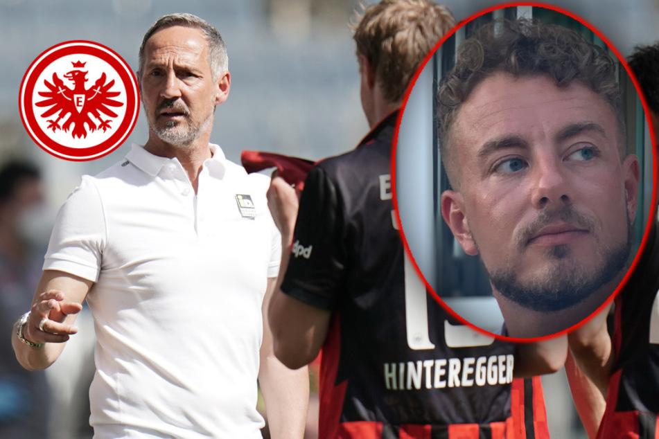 Kommentar: Eintracht-Trainer Hütter schuld am Frankfurter Niedergang? Das ist mir zu billig!