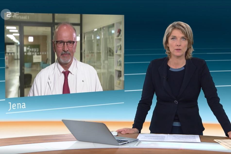 Der Jenaer Chefarzt berichtete in dem Interview von tragischen Covid-Fällen und Menschen, die wegen der Pandemie auf notwendige Operationen verzichten müssen.