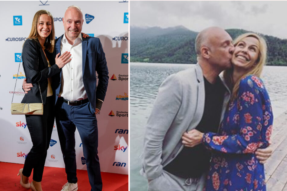 Sie trauen sich! Frank Buschmann will Freundin Lisa heiraten