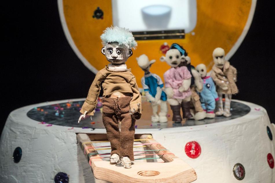 """""""Frerk, du Zwerg"""" - eine Produktion des Figurentheaters Chemnitz, gehört ebenfalls zum Sommerspielplan."""