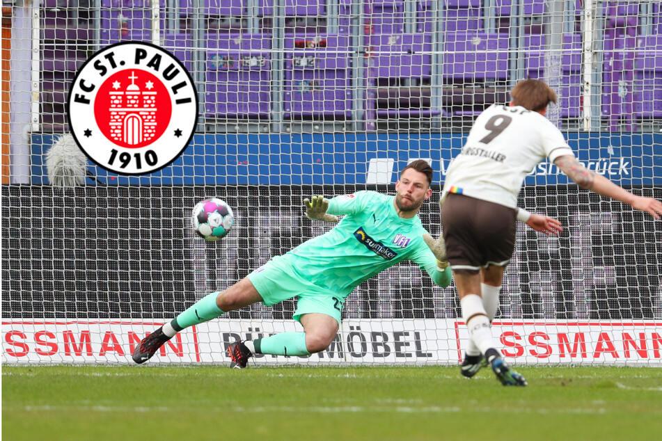 Auf Burgstaller und Marmoush ist Verlass: FC St. Pauli gewinnt in Osnabrück!