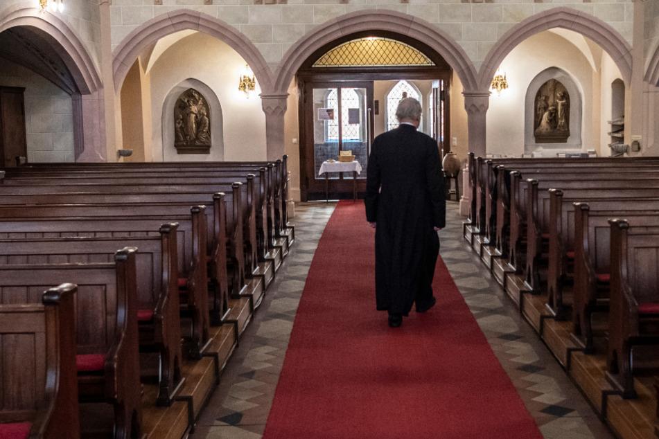 Wegen des Coronavirus-Pandemie sind Veranstaltungen in Kirchen zurzeit nicht gestattet.