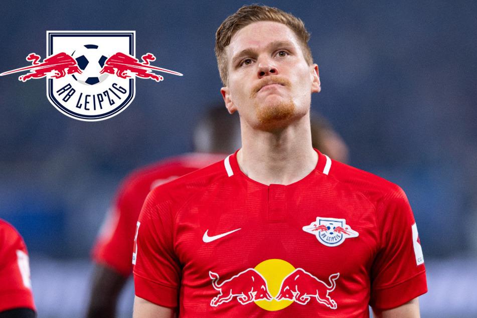 """Er ist in der Risikogruppe: RB Leipzigs Halstenberg gibt Vater """"Zu-Hause-Befehl"""""""