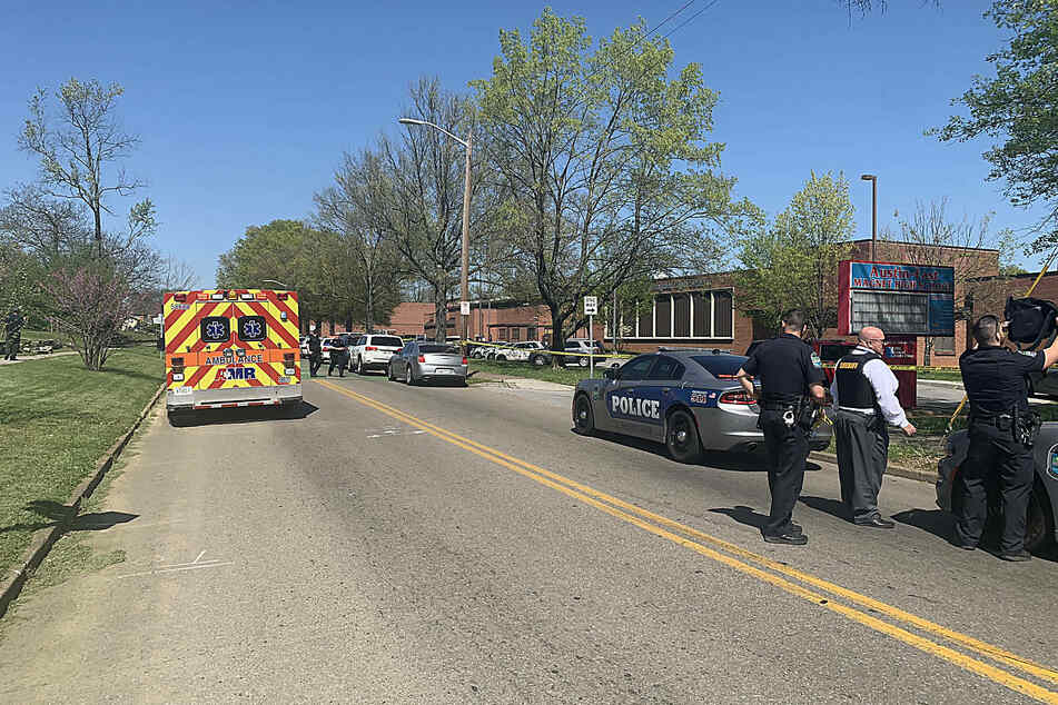 Shooting at a Tennesee high school leaves one dead and a police officer injured
