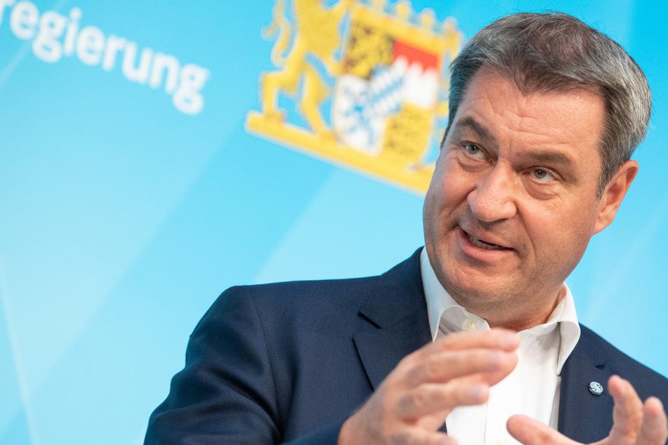 Klare Worte! Markus Söder fordert von Stiko Impfempfehlung für Jugendliche