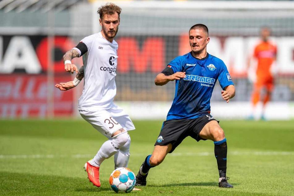 Marcel Hartel (25) wechselte erst im Laufe der ersten Spiele ans Millerntor, zeigte aber direkt starke Leistungen.