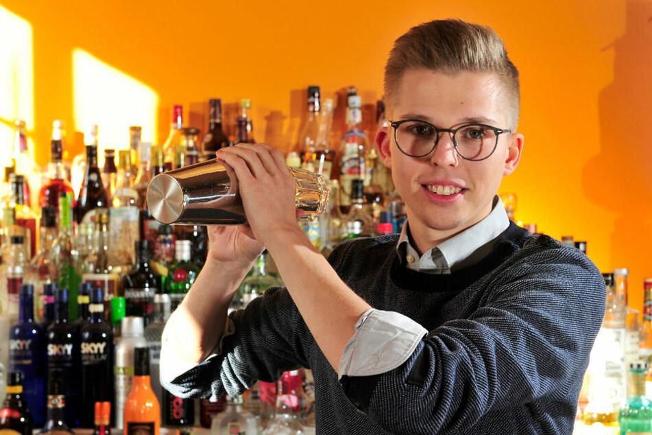 Wenn Corona zu leckeren Ideen führt: Barkeeper Felix Erdmann macht das Beste aus dem Stillstand
