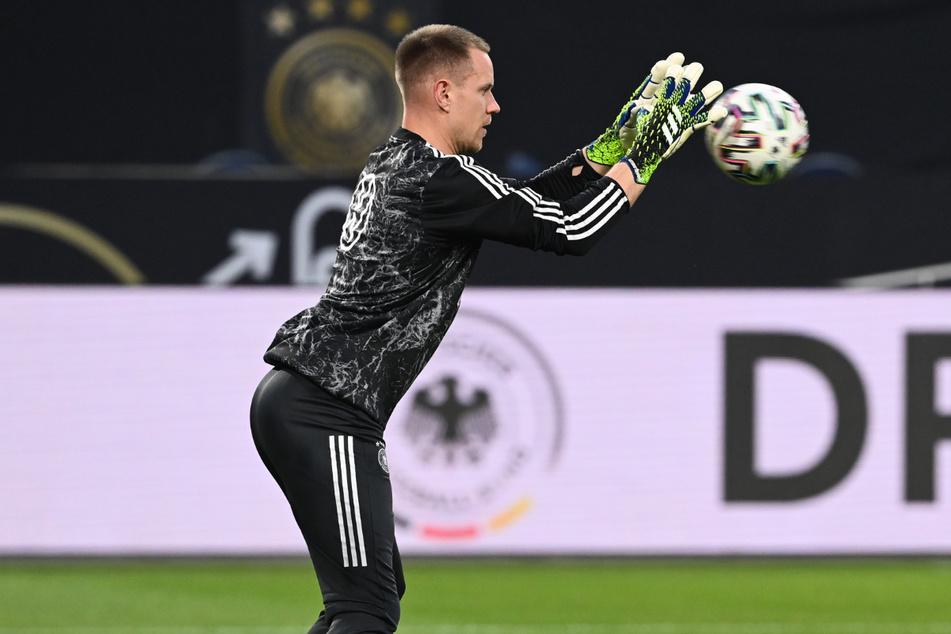 Marc André ter Stegen steht nicht als Ersatzmann für Manuel Neuer bei der Europameisterschaft zur Verfügung.