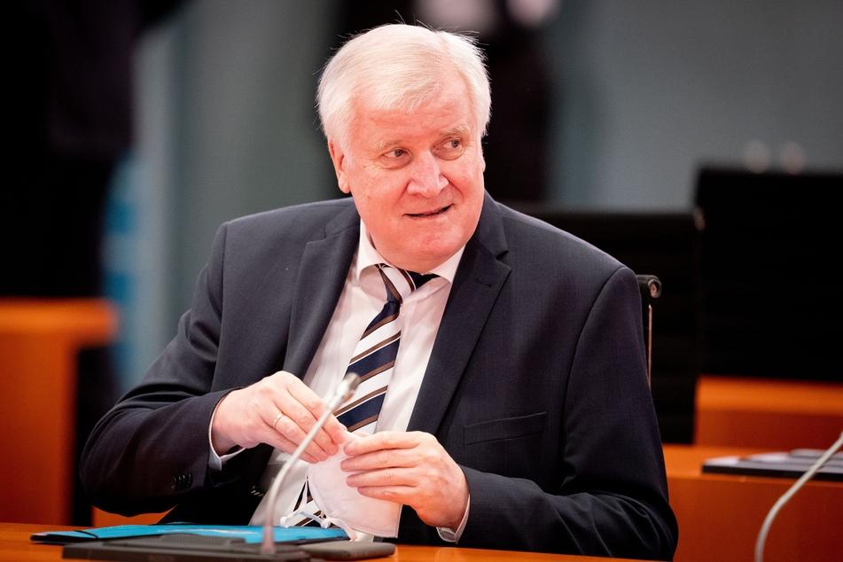 Horst Seehofer (71, CSU), Bundesminister des Innern, für Bau und Heimat.