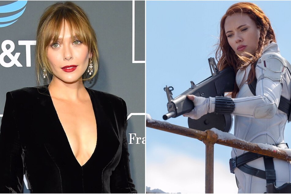 Avengers Assemble! Elizabeth Olsen defends Scarlett Johansson in battle against Disney