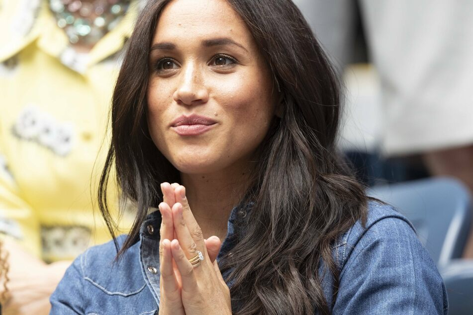 Meghan Markle returns to the spotlight with a special message