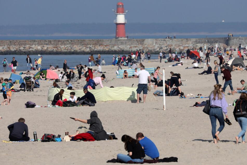 Sommerurlaub an der Ostsee: Das ist bald wieder möglich.