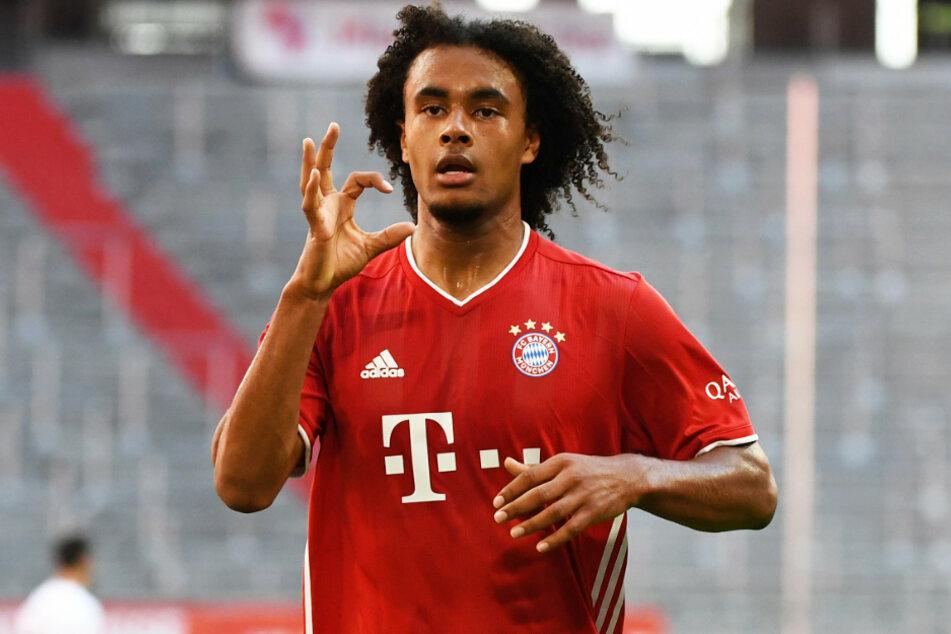 Nachwuchsstar Joshua Zirkzee (19) vom FC Bayern München ist auf dem Radar von Eintracht Frankfurt. (Archiv)