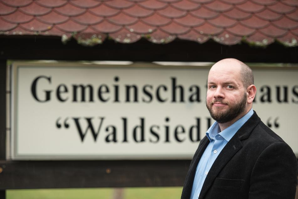 NPD-Politiker Stefan Jagsch (34) war zumindest für kurze Zeit Ortsvorsteher von Altenstadt-Waldsiedlung im Wetteraukreis. (Archivbild)