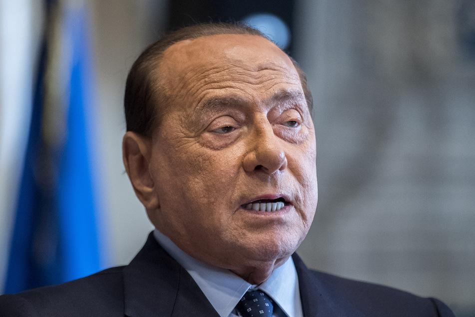 Silvio Berlusconi, ehemaliger Premierminister von Italien.