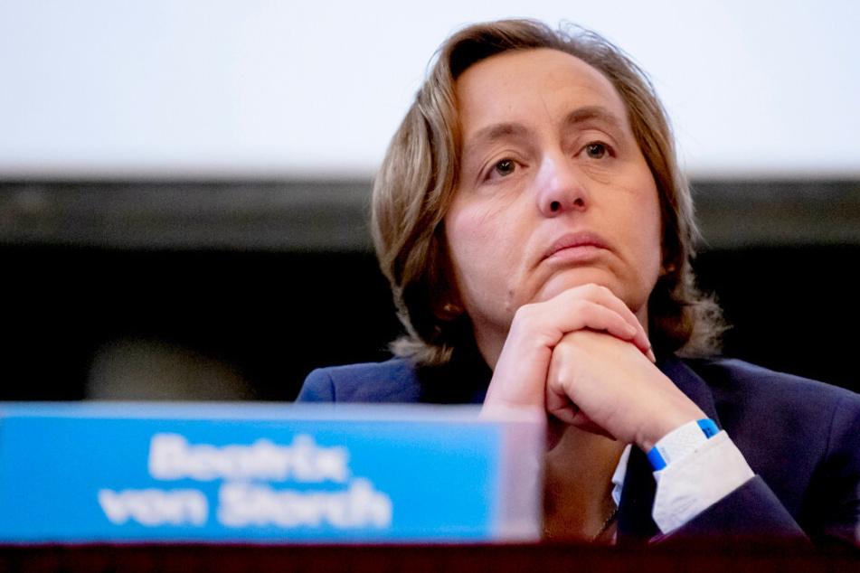 Staatsschutz ermittelt gegen AfD-Politikerin Beatrix von Storch