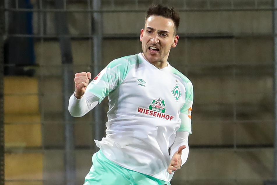 Nachdem Kevin Möhwald (28) letzte Saison noch im Werder-Trikot gejubelt hat, soll es nun für die Eisernen klappen!