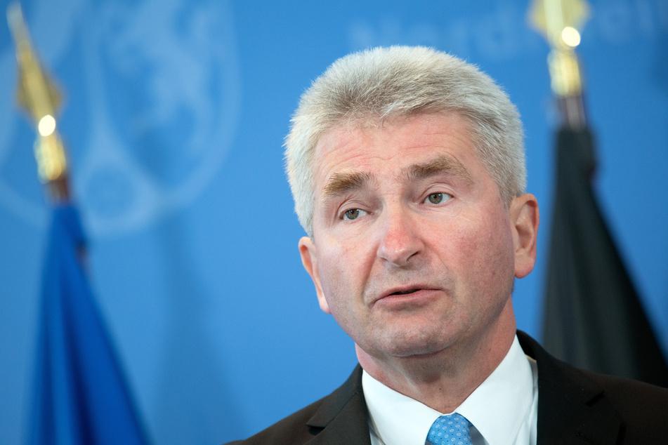 Wirtschaftsminister Andreas Pinkwart (FDP).