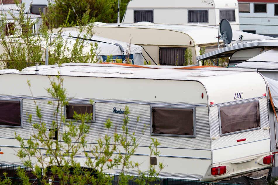 Auch Campingplätze dürfen in Bayern ab 21. Mai - und bei entsprechender Inzidenz - wieder entsprechend öffnen. (Archiv)