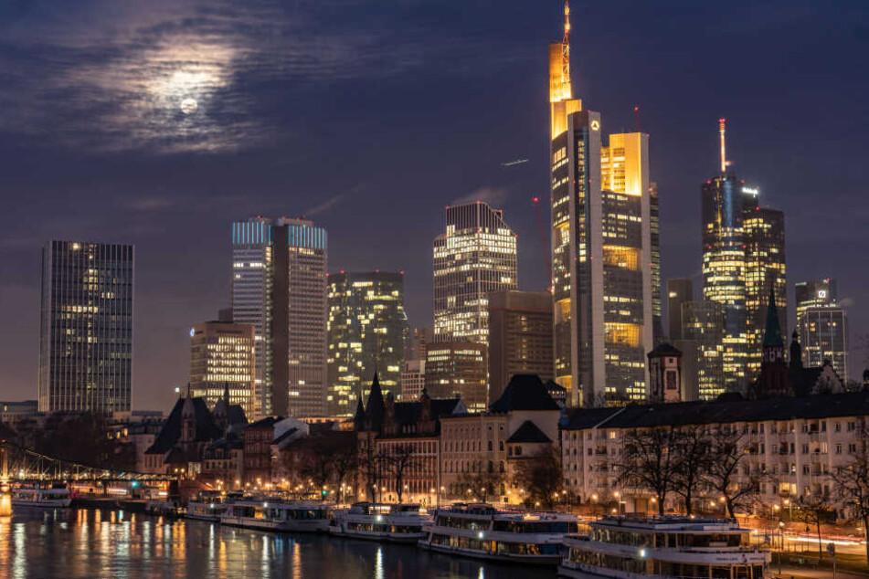 Die Mainmetropole ist die fünftgrößte Stadt Deutschlands.