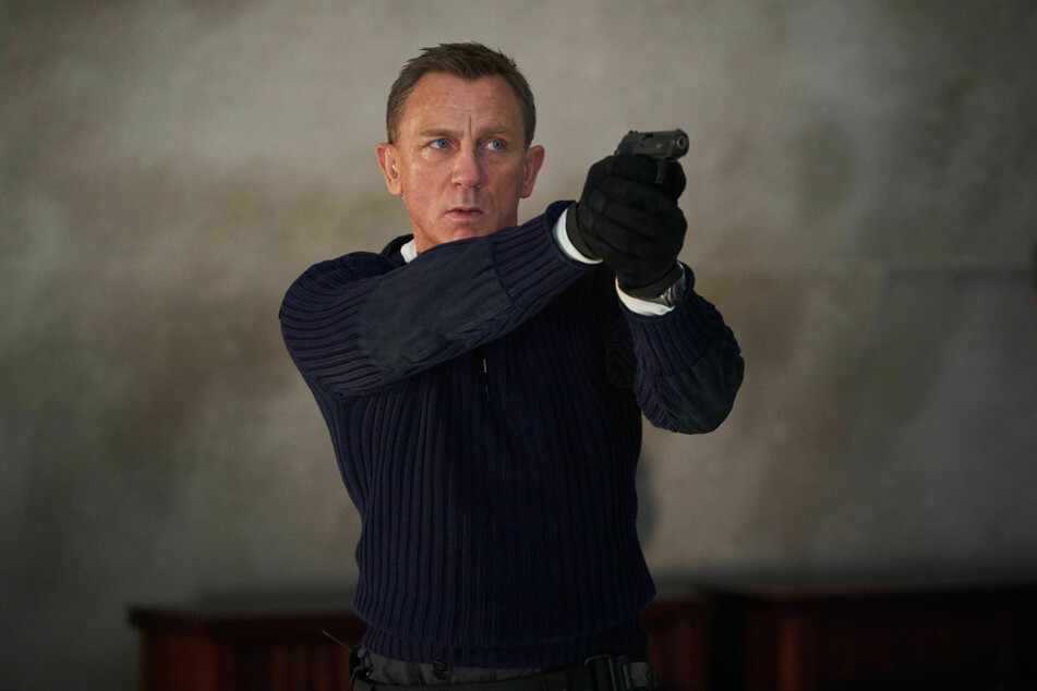 No Time to Die will be Daniel Craig's last appearance as Agent 007.