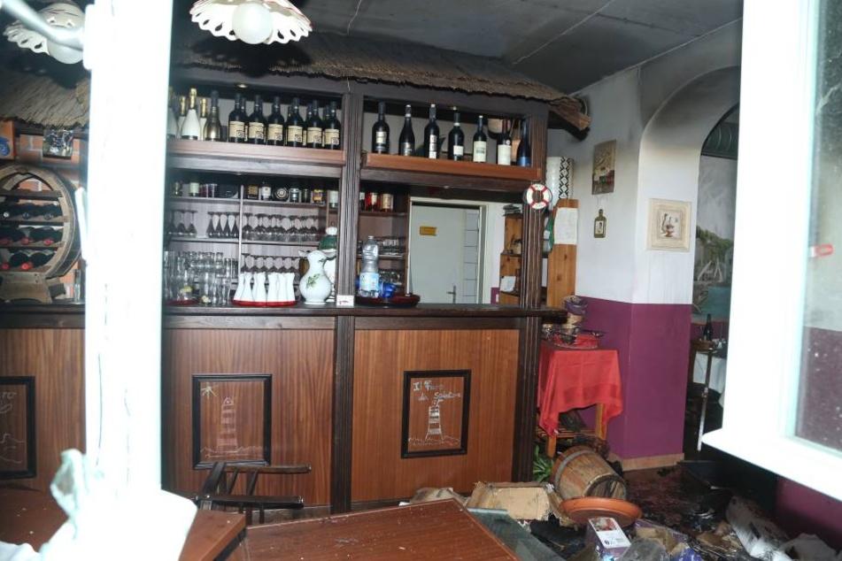 Das Restaurant ist seit 2007 auf der Hauptstrasse in Radebeul.