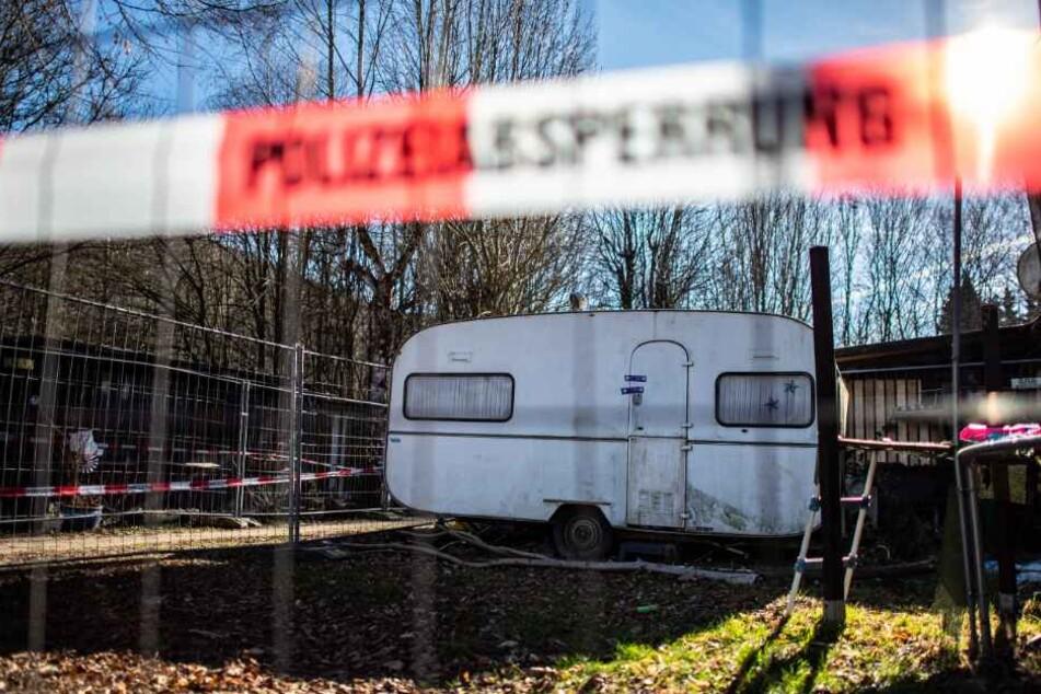 Auf diesem Campingplatz in Lügde sollen 31 Kinder missbraucht worden sein.