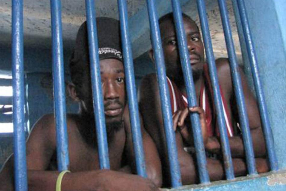 Über 100 Gefangenen gelang es, aus ihren Zellen im westhaitanischen Arcahaie zu entfliehen.