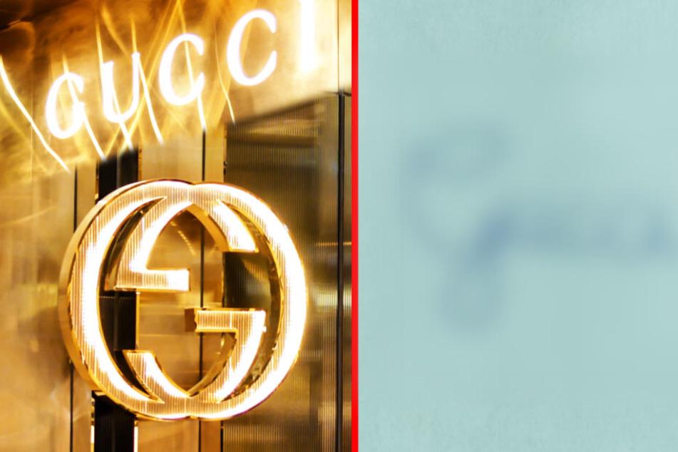 Weltweiter Spott: So sieht das Gucci-Logo nicht mehr aus!
