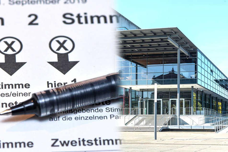 Landtagswahl Sachsen: So läuft der Wahltag