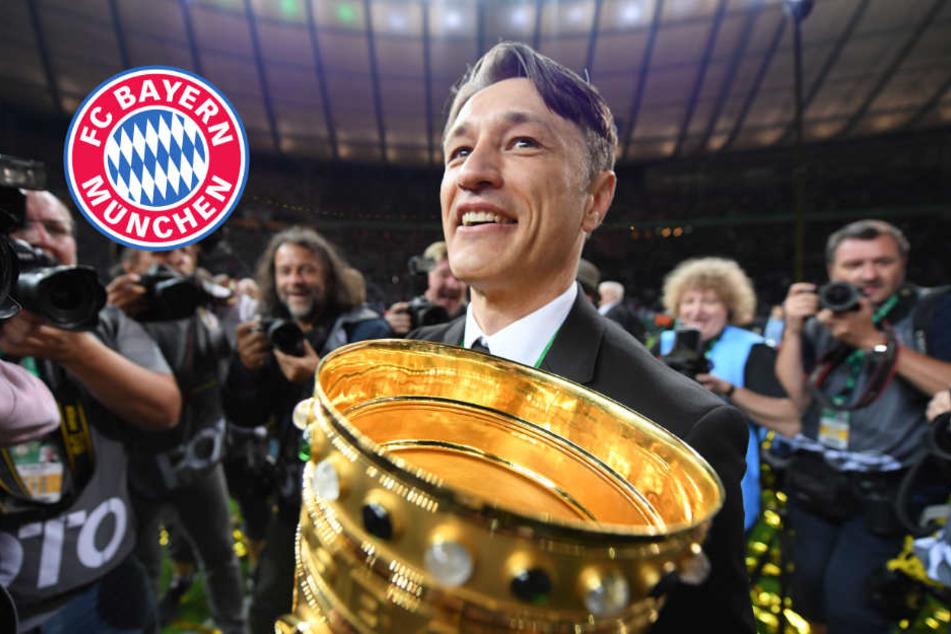 Bayern-Coach Kovac freut sich auf Rückkehr und schwärmt von Eintracht-Youngster
