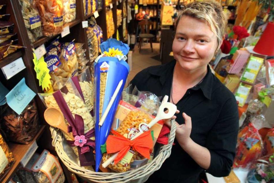 Händlerin Ines Bauer (42) kapituliert und schließt ihren Laden nun.