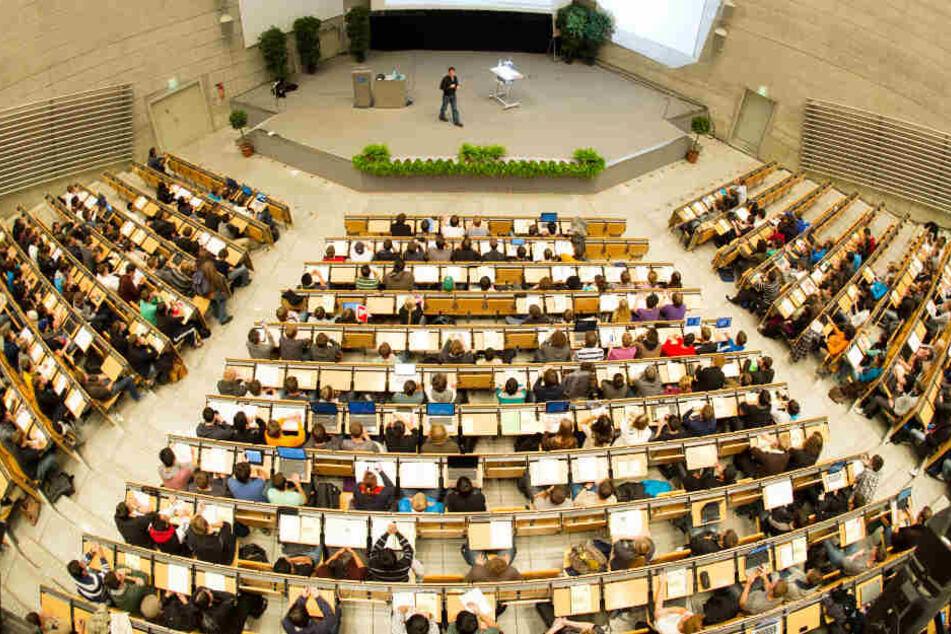 In Bayern wurde in die Verbesserung der Studienbedingungen investiert. (Symbolbild)