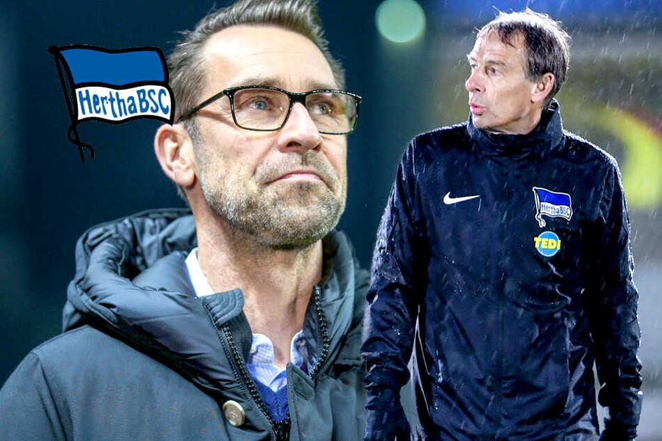"""Klinsmann packt nach Hertha-Abgang aus: """"Katastrophale Versäumnisse von Michael Preetz"""""""